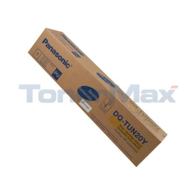 PANASONIC DP-C262 TONER CARTRIDGE YELLOW